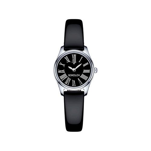 Женские серебряные часы (155.30.00.000.02.05.2) - фото №2
