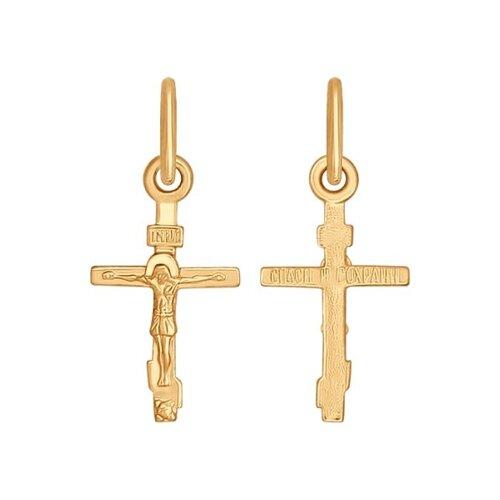 Крест из золота (120192) - фото