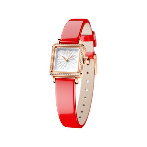 Женские золотые часы (232.01.00.001.03.06.2) - фото