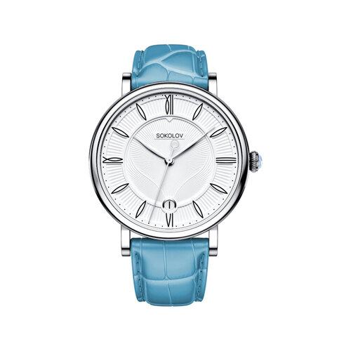 Женские серебряные часы (103.30.00.000.01.05.2) - фото №2