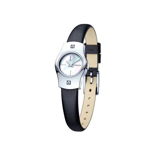 Женские серебряные часы (123.30.00.001.05.01.2) - фото
