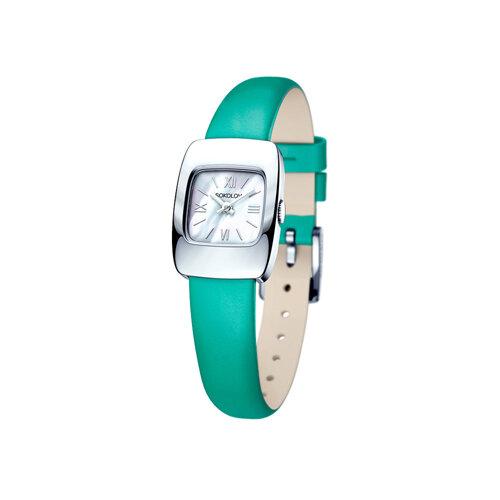 Женские серебряные часы (124.30.00.000.02.07.2) - фото