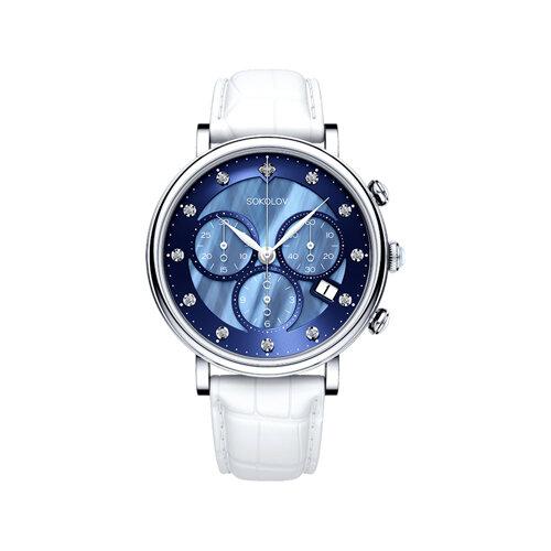 Женские серебряные часы (126.30.00.000.05.02.2) - фото №2