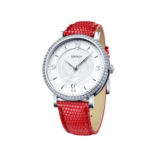 Женские серебряные часы (102.30.00.001.03.03.2) - фото