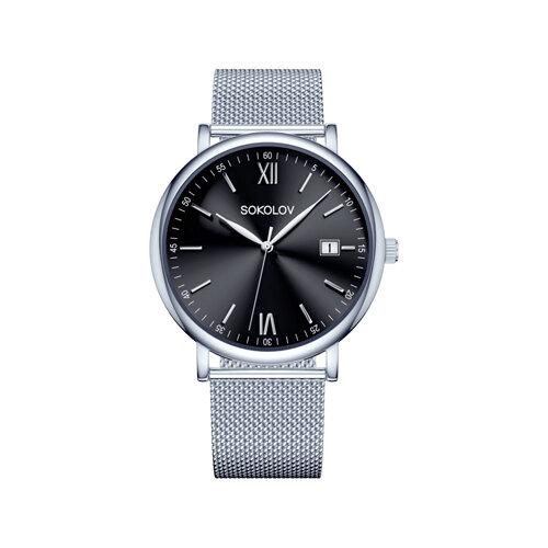 Мужские стальные часы (310.71.00.000.03.01.3) - фото №2