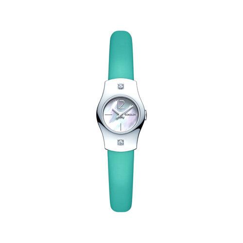 Женские серебряные часы (123.30.00.001.05.07.2) - фото №2