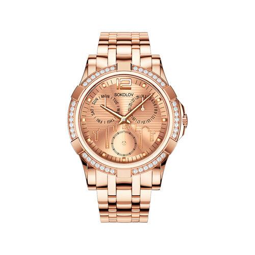 Женские стальные часы (305.73.00.001.05.02.2) - фото №2