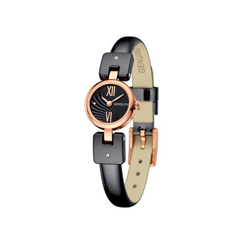 Женские золотые часы (217.01.02.001.04.02.3) - фото