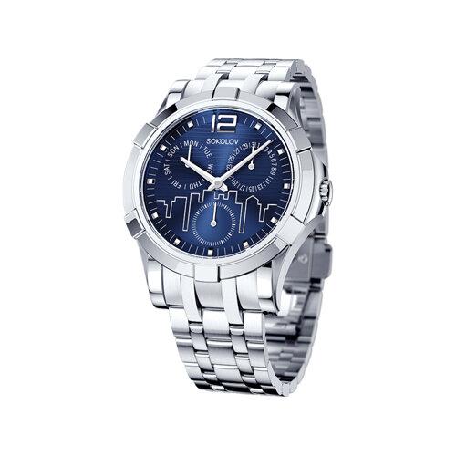 Женские стальные часы (304.71.00.000.02.01.2) - фото