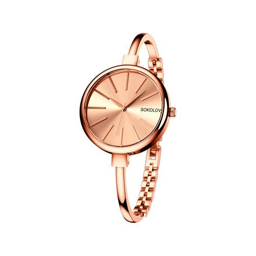 Женские стальные часы (314.73.00.000.03.02.2) - фото