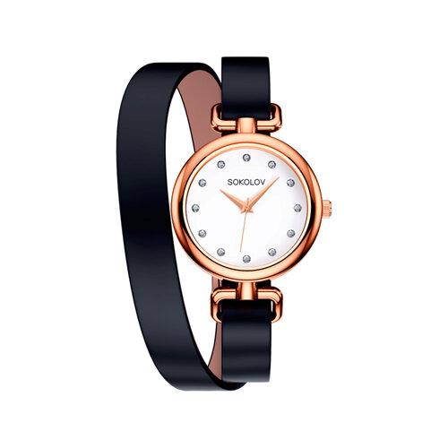 Женские стальные часы (315.73.00.000.01.01.2) - фото №2
