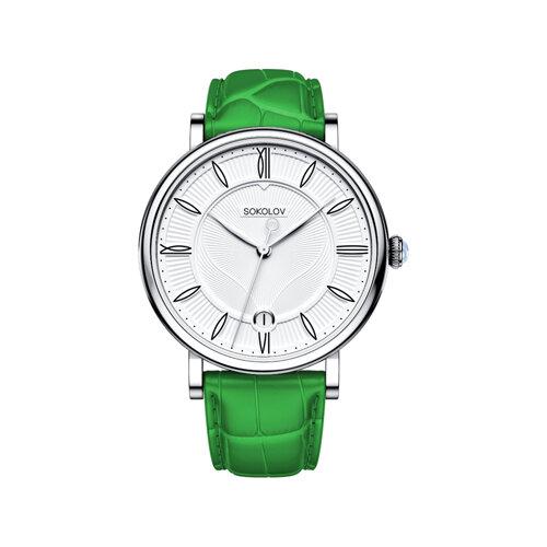 Женские серебряные часы (103.30.00.000.01.06.2) - фото №2