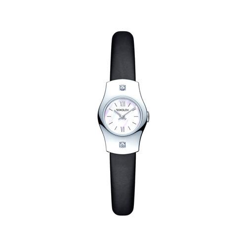 Женские серебряные часы (123.30.00.001.02.01.2) - фото №2