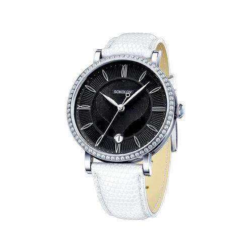 Женские серебряные часы (102.30.00.001.02.02.2) - фото