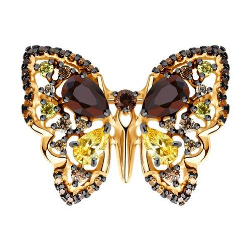 Брошь «Бабочка»