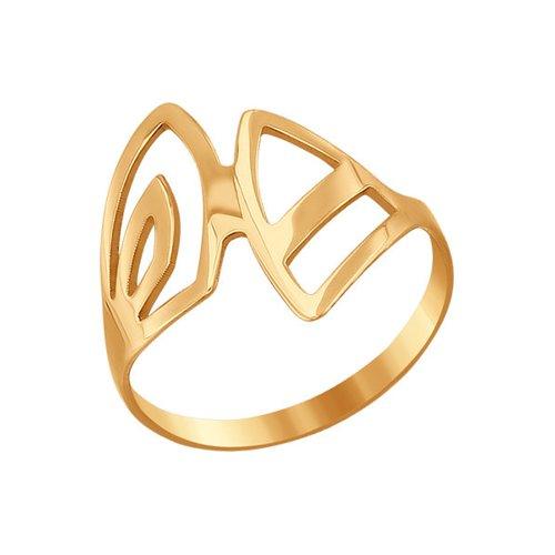 Фото - Кольцо SOKOLOV из золота кольцо из золота к230 4758