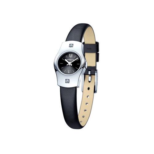 Женские серебряные часы (123.30.00.001.03.01.2) - фото