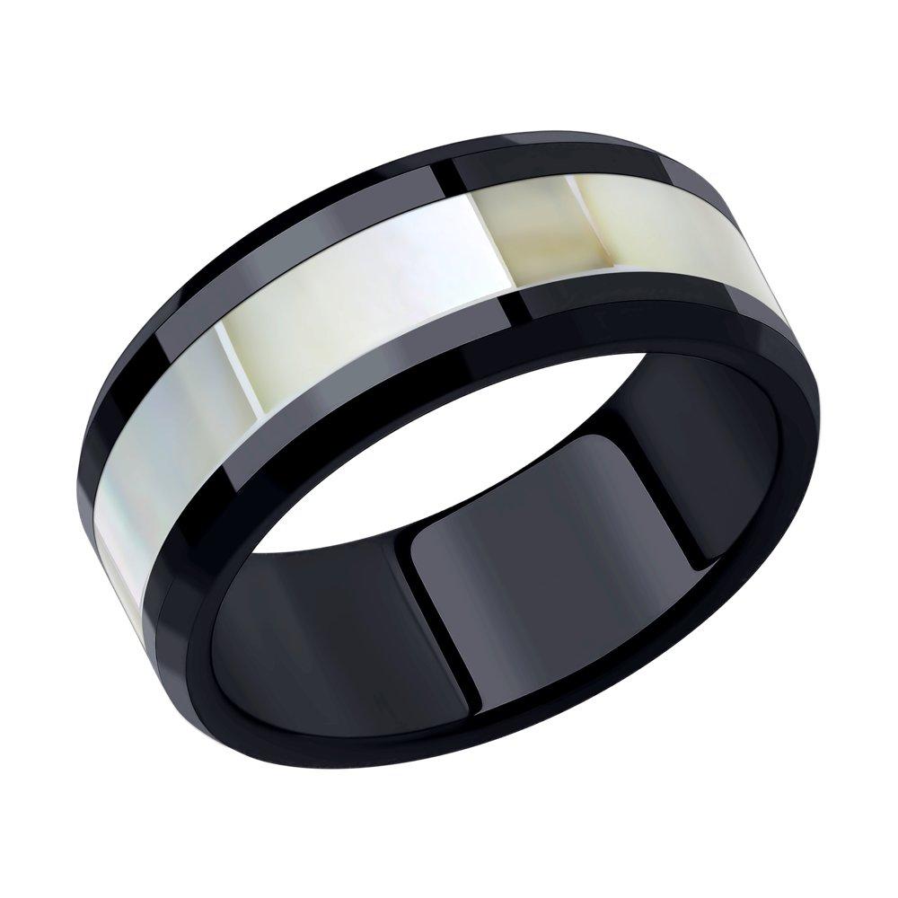 Кольцо SOKOLOV из керамики ювелирное кольцо sokolov