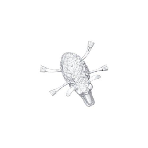 Сувенирная продукция из серебра с эмалью