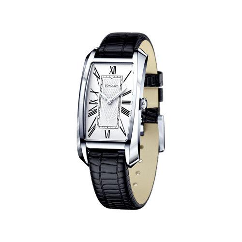 Женские серебряные часы (120.30.00.000.01.01.2) - фото