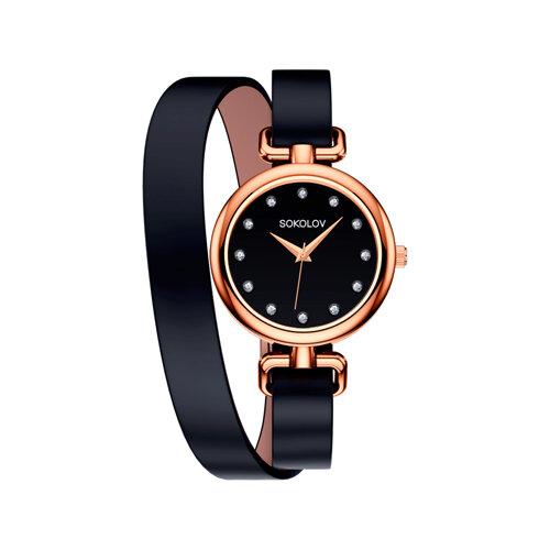 Женские стальные часы (315.73.00.000.02.01.2) - фото №2