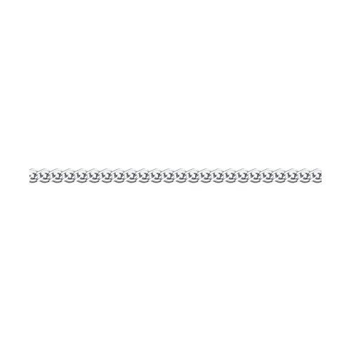Браслет из родированного серебра  (965060502) - фото