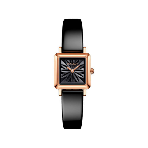 Женские золотые часы (231.01.00.000.04.04.2) - фото №2
