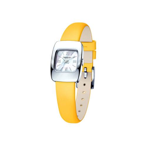 Женские серебряные часы (124.30.00.000.02.04.2) - фото