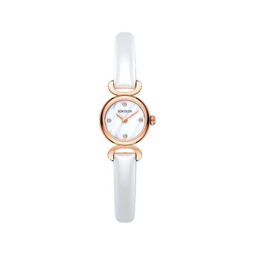 Женские золотые часы (212.01.00.000.01.06.3) - фото №2