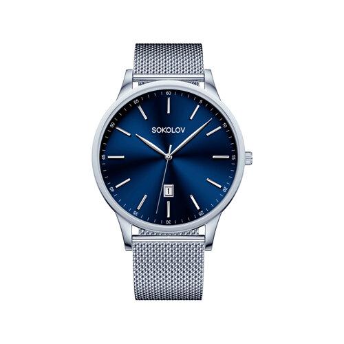 Мужские стальные часы (311.71.00.000.03.01.3) - фото №2