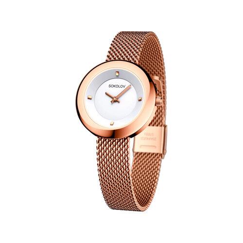 Женские стальные часы (308.73.00.000.03.03.2) - фото