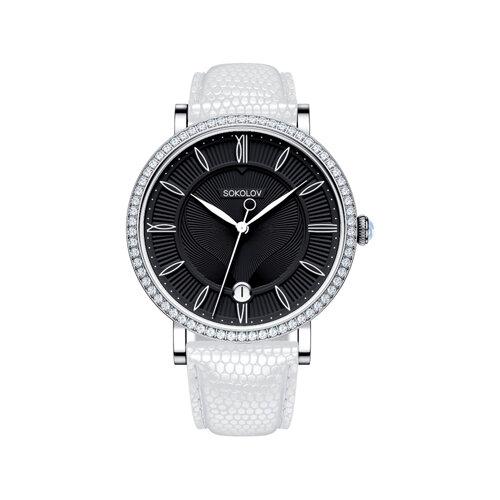 Женские серебряные часы (102.30.00.001.02.02.2) - фото №2