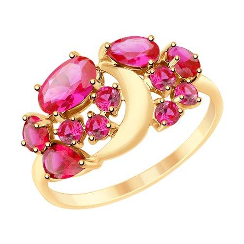 Кольцо из золота (715771) - фото