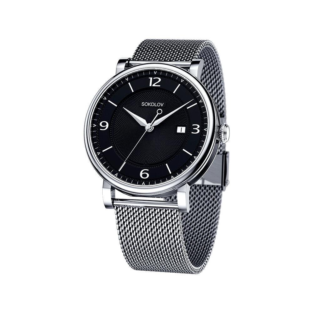 Фото - Мужские стальные часы SOKOLOV мужские часы trussardi r2471621002