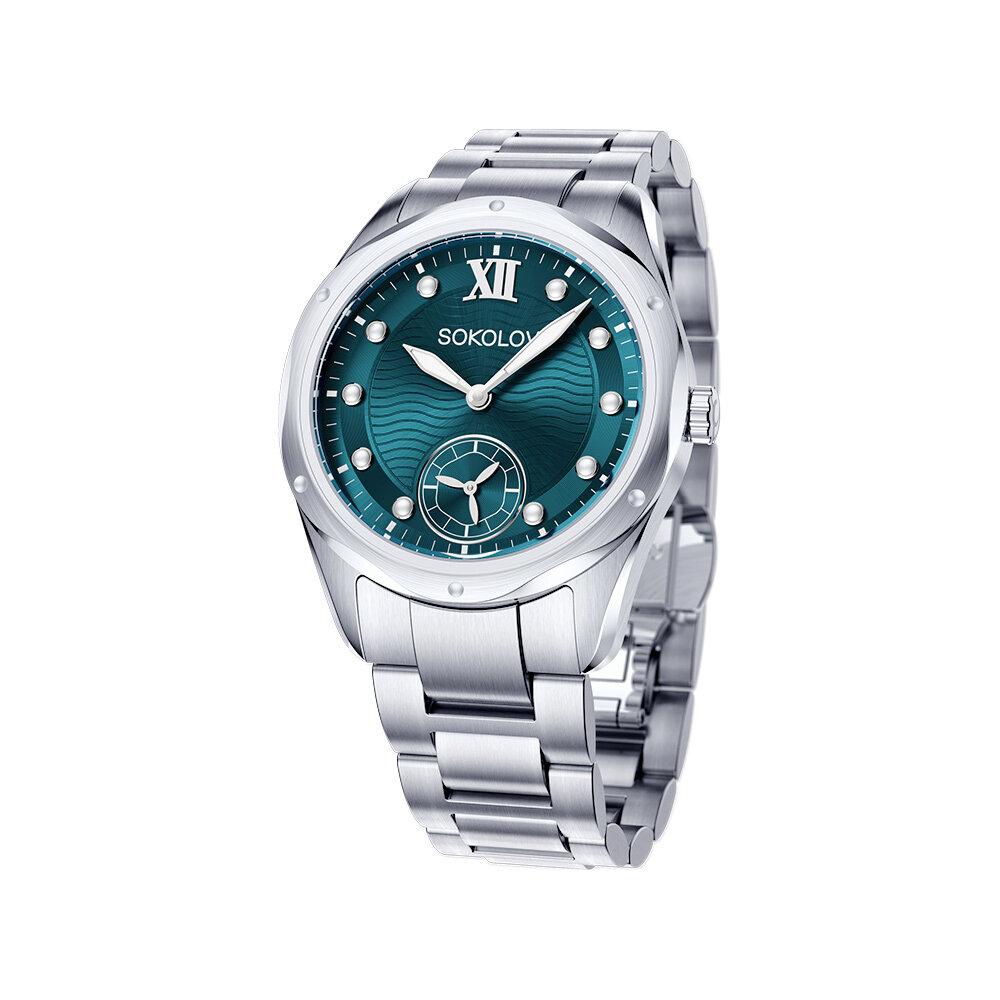 Женские стальные часы SOKOLOV