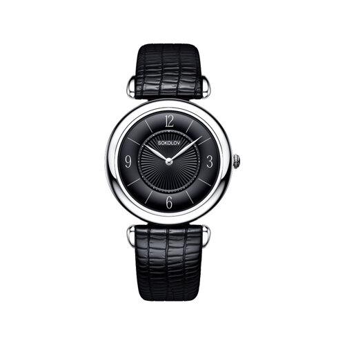Женские серебряные часы (105.30.00.000.04.01.2) - фото №2