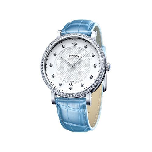 Женские серебряные часы (102.30.00.001.04.05.2) - фото