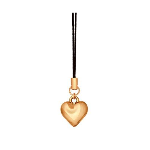 Брелок для телефона в форме сердца SOKOLOV брелок для телефона partner венера