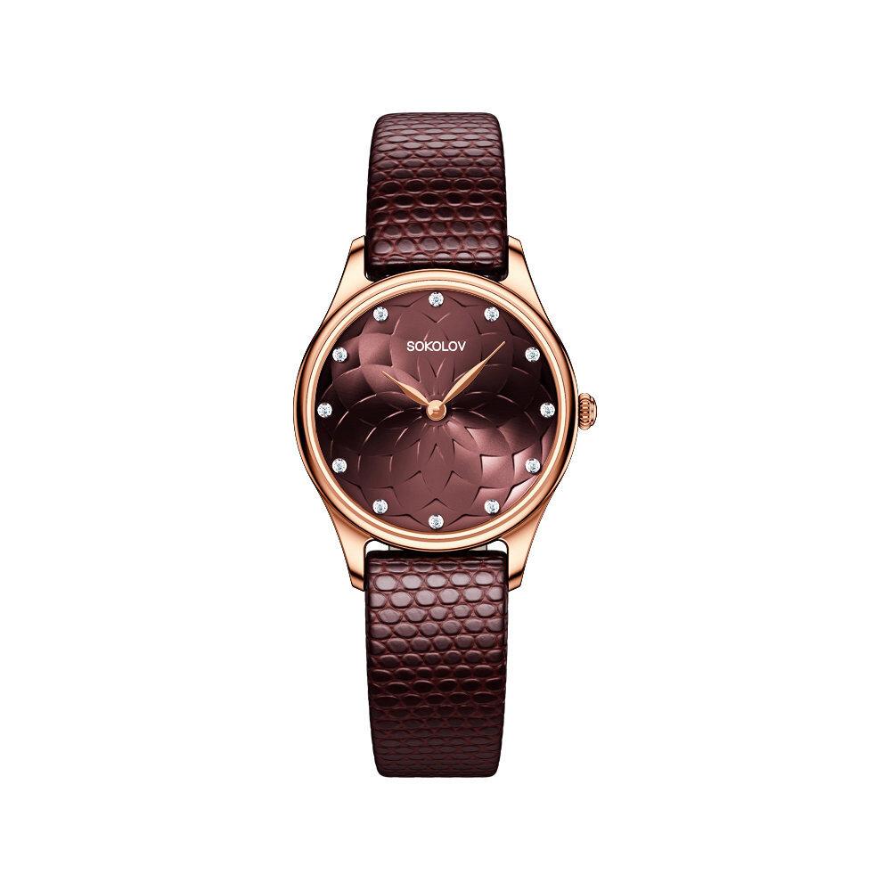 Женские золотые часы SOKOLOV – купить в официальном ...