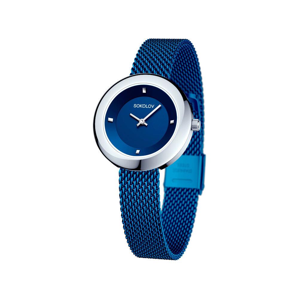 Женские стальные часы SOKOLOV фото
